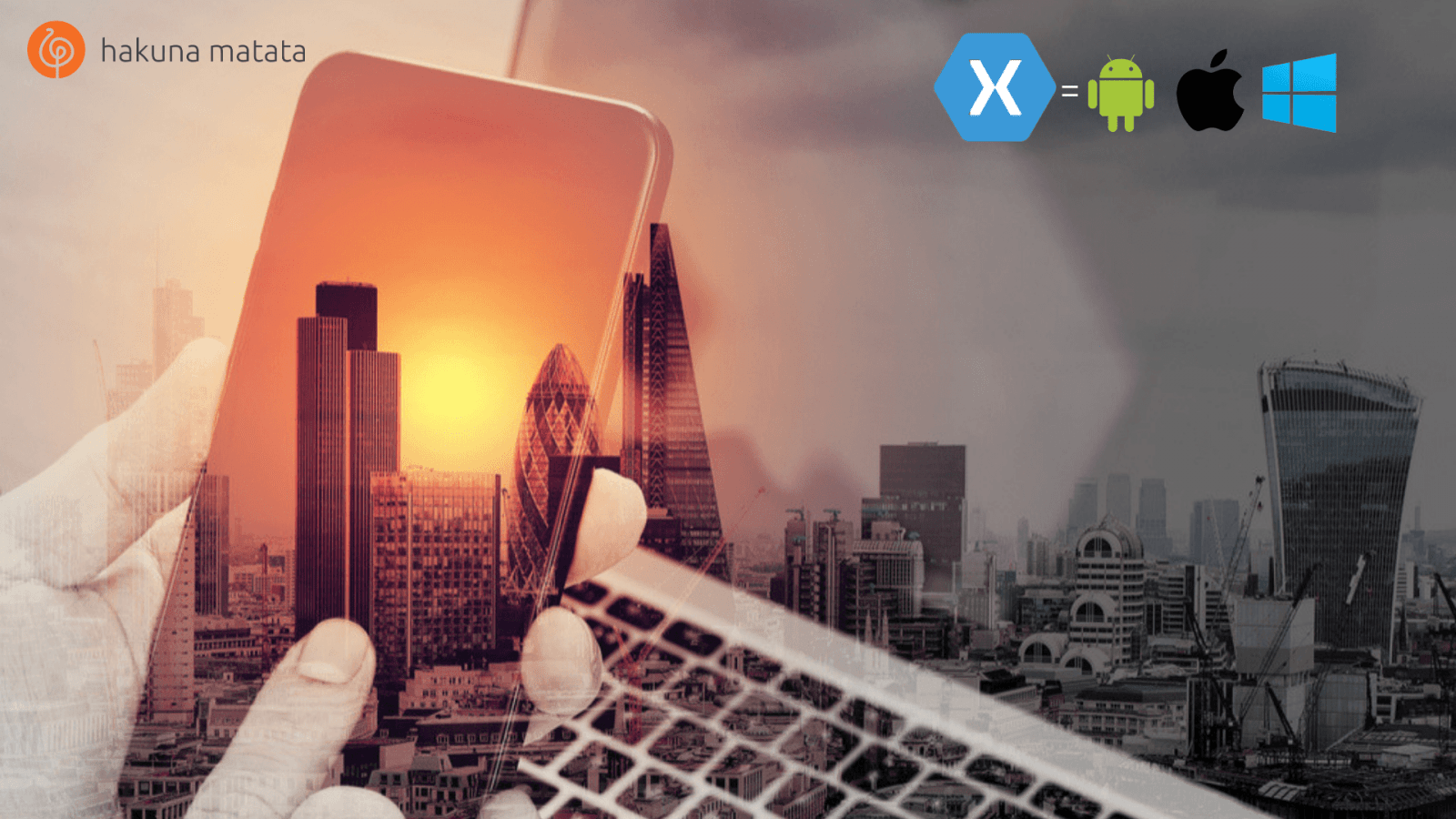 Why Enterprises Choose Xamarin for Cross-Platform Development