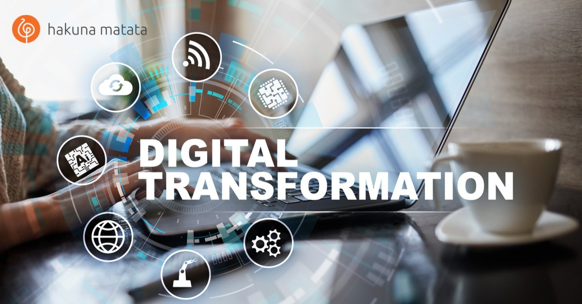 Digital Transformation Technologies